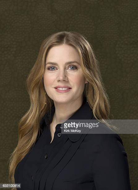 Actress Amy Adams is photographed for Los Angeles Times on January 18 2017 in Beverly Hills CaliforniaPUBLISHED IMAGE CREDIT MUST BE Kirk McKoy/Los...