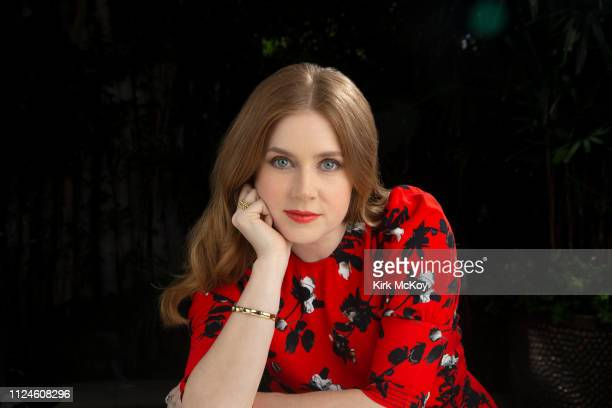 CA: Amy Adams, Los Angeles Times, February 7, 2019