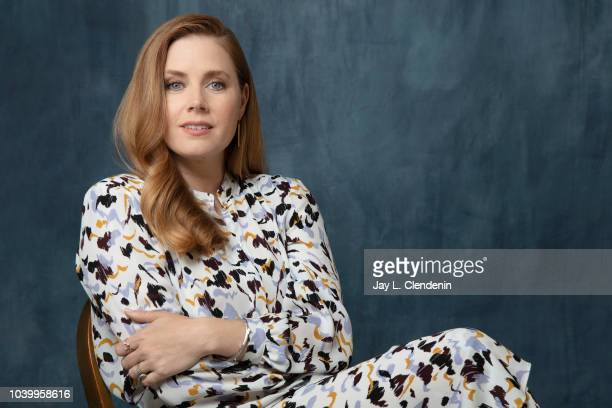 Actress Amy Adams is photographed for Los Angeles Times on May 8, 2018 in Los Angeles, California. PUBLISHED IMAGE. CREDIT MUST READ: Jay L....