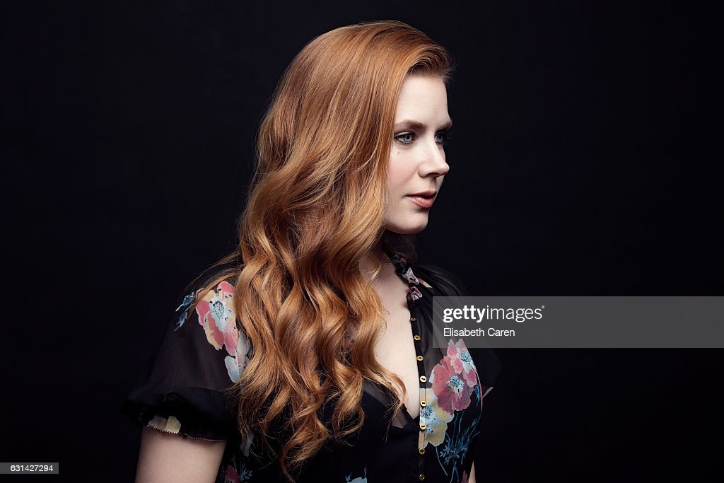 Actress Amy Adams is photographed for The Wrap on December 14, 2016 in Los Angeles, California. PUBLISHED