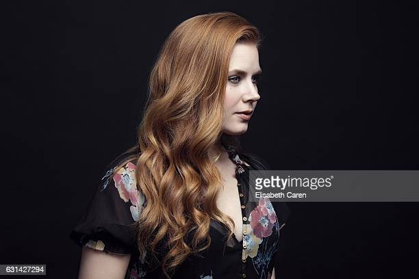 Actress Amy Adams is photographed for The Wrap on December 14 2016 in Los Angeles California PUBLISHED IMAGE
