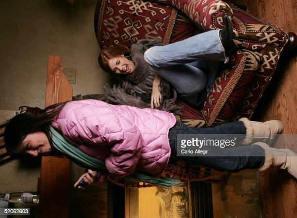 Actress Amy Adams of the film 'June Bug' poses for portraits during the 2005 Sundance Film Festival January 24 2005 in Park City Utah
