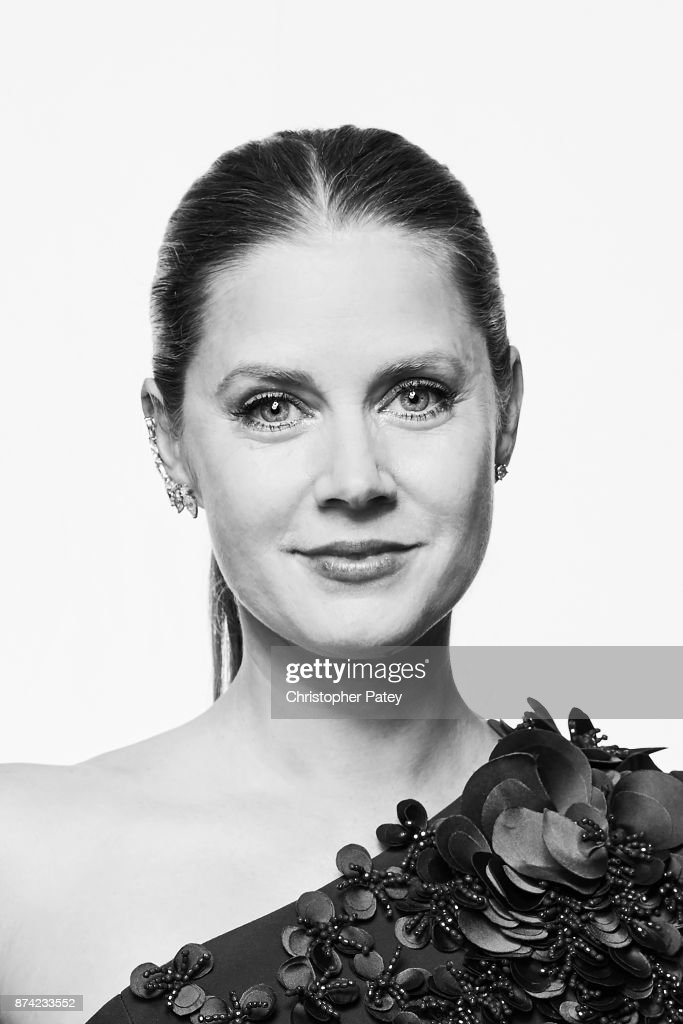 Actress Amy Adams poses for a portrait at the 31st Annual American Cinematheque Awards Gala at The Beverly Hilton Hotel on November 10, 2017 in Beverly Hills, California.