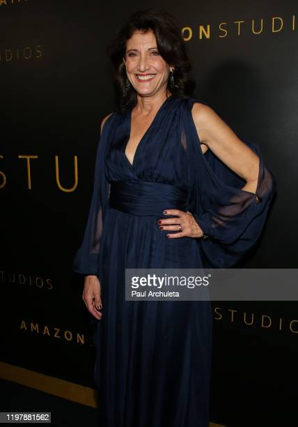 Actress Amy Aquino attends Amazon Studios Golden Globes after party at The Beverly Hilton Hotel on January 05, 2020 in Beverly Hills, California.