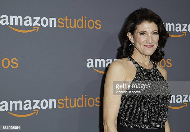 Actress Amy Aquino attends Amazon Studios Golden Globes Party at The Beverly Hilton Hotel on January 8 2017 in Beverly Hills California