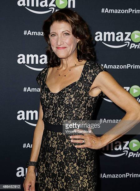 Actress Amy Aquino attends Amazon Video's 67th Primetime Emmy Celebration at The Standard Hotel on September 20 2015 in Los Angeles California