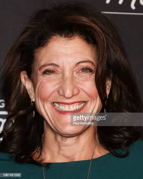 Actress Amy Aquino attends the 2nd Annual Founder's Gala at the Garry Marshall Theatre on November 13 2018 in Burbank California