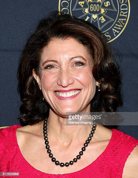 Actress Amy Aquino attends the 53rd Annual ICG Publicists Awards at The Beverly Hilton Hotel on February 26, 2016 in Beverly Hills, California.