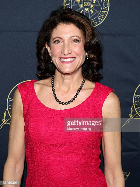 Actress Amy Aquino attends the 53rd Annual ICG Publicists Awards at The Beverly Hilton Hotel on February 26 2016 in Beverly Hills California