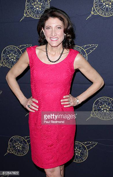 Actress Amy Aquino attends the 53rd Annual International Cinematographers Guild Publicists Luncheon at The Beverly Hilton Hotel on February 26 2016...