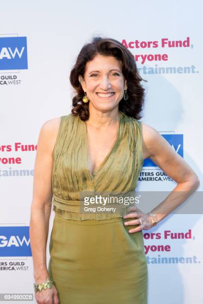 Actress Amy Aquino attends the Actors Fund's 21st Annual Tony Awards Viewing Party at Skirball Cultural Center on June 11 2017 in Los Angeles...