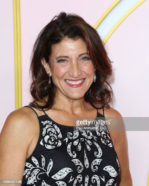 Actress Amy Aquino attends the Amazon Prime Video post 2018 Emmy Awards party at Cecconi's on September 17 2018 in West Hollywood California