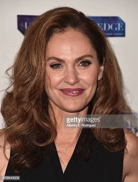 Actress Amy Brenneman attends the 11th Annual Global Women's Rights Awards at the Directors Guild of America on May 09 2016 in Los Angeles California