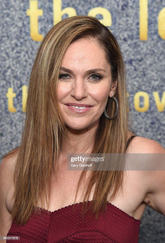 Actress Amy Brenneman attends 'The Leftovers' screening at Metrograph on June 1, 2017 in New York City.