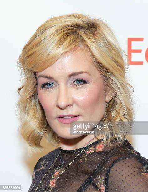 Actress Amy Carlson attends as Equality Now celebrates 25th Anniversary at Make Equality Reality Gala at Gotham Hall on October 30 2017 in New York...