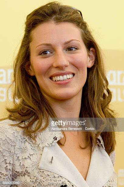Actress Amy Carson at the 2006 Venice Film Festival photo call of 'The Magic Flute'
