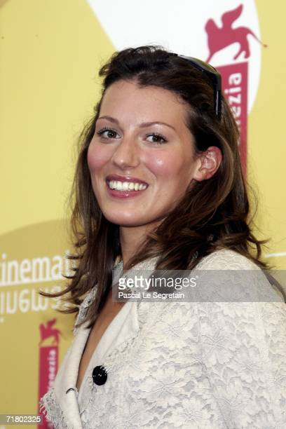 Actress Amy Carson attend a photocall to promote the film 'The Magic Flute' during the ninth day of the 63rd Venice Film Festival on September 7 2006...