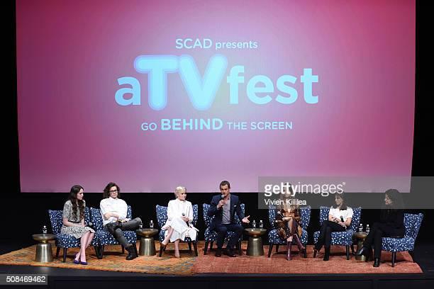 Actress Amy Forsyth actor Kyle Allen actress Sarah Jones actor Hugh Dancy actress Michelle Monaghan Executive Producer Jessica Goldberg and Executive...