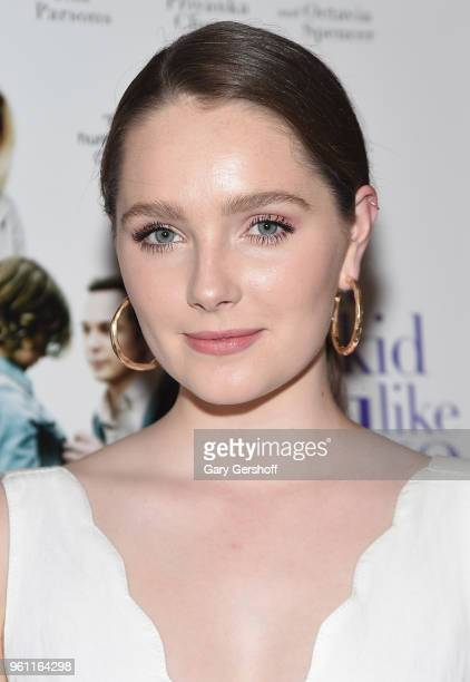Actress Amy Forsyth attends 'A Kid Like Jake' New York premiere at The Landmark at 57 West on May 21 2018 in New York City