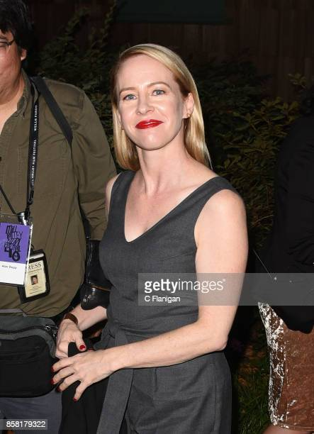 Actress Amy Hargreaves attends the opening night premiere during the 40th Mill Valley Film Festival on October 5 2017 in Mill Valley California
