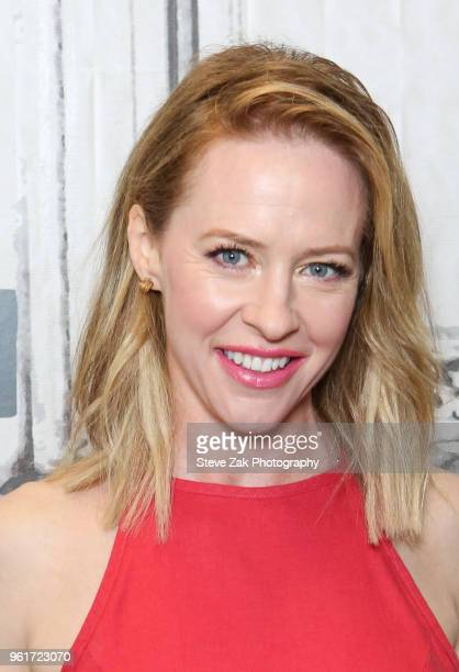 Actress Amy Hargreaves visits Build Series to discuss '13 Reasons Why' at Build Studio on May 23 2018 in New York City