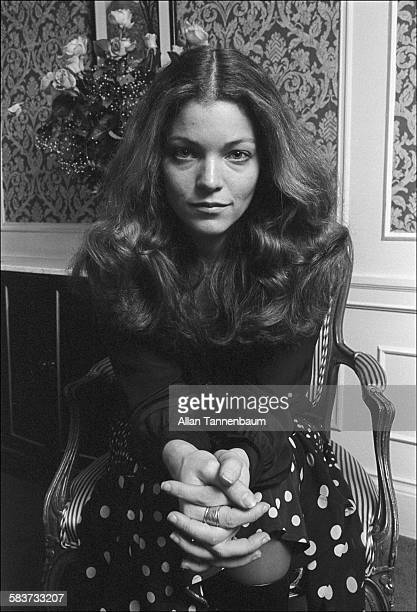 Actress Amy Irving New York New York February 27 1979
