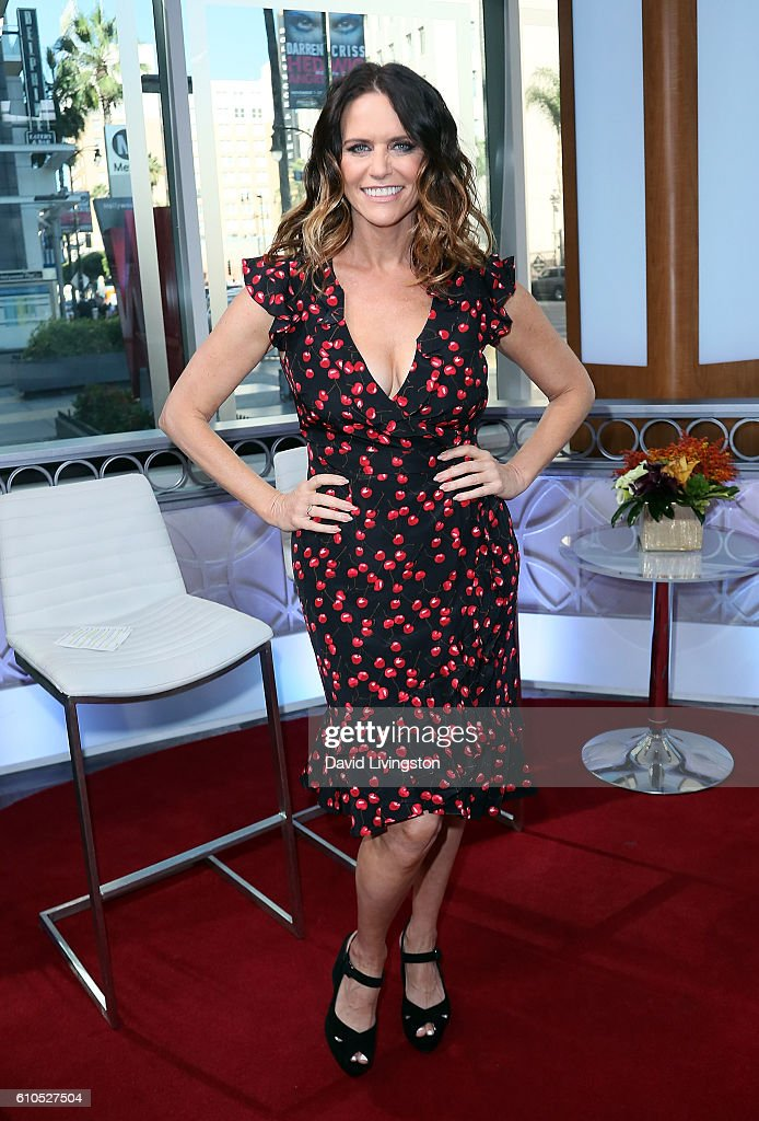 Amy Landecker And Alison Sweeney Visit Hollywood Today Live