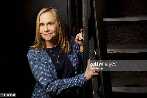 Actress Amy Madigan is photographed for Los Angeles Times on July 2 2015 in Los Angeles California PUBLISHED IMAGE CREDIT MUST READ Mel Melcon/Los...