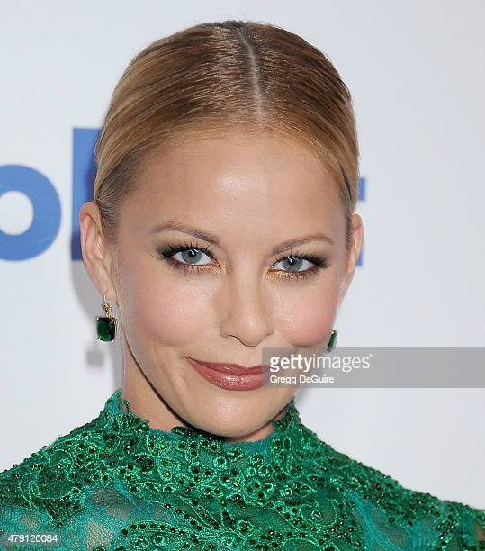 Actress Amy Paffrath arrives at the 6th Annual Thirst Gala at The Beverly Hilton Hotel on June 30 2015 in Beverly Hills California