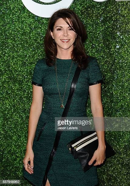 Actress Amy Pietz attends the 4th annual CBS Television Studios Summer Soiree at Palihouse on June 2 2016 in West Hollywood California