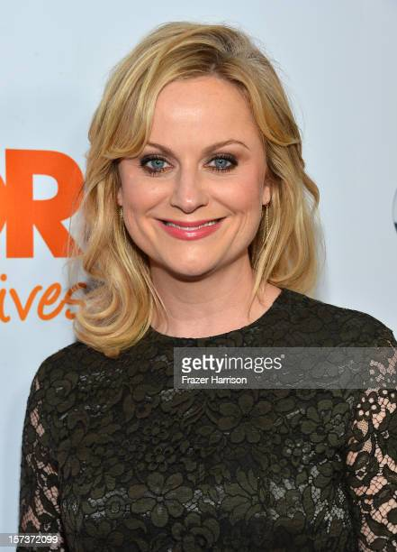 Actress Amy Poehler arrives at Trevor Live honoring Katy Perry and Audi of America for The Trevor Project held at The Hollywood Palladium on December...