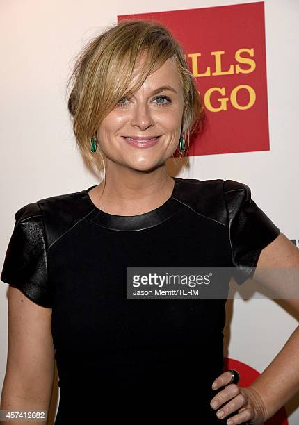 Actress Amy Poehler attends the 10th annual GLSEN Respect Awards at the Regent Beverly Wilshire Hotel on October 17 2014 in Beverly Hills California