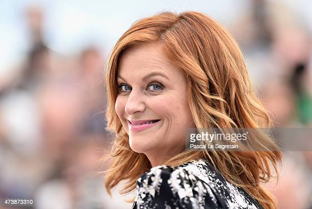 Actress Amy Poehler attends the 'Inside Out' Photocall during the 68th annual Cannes Film Festival on May 18 2015 in Cannes France