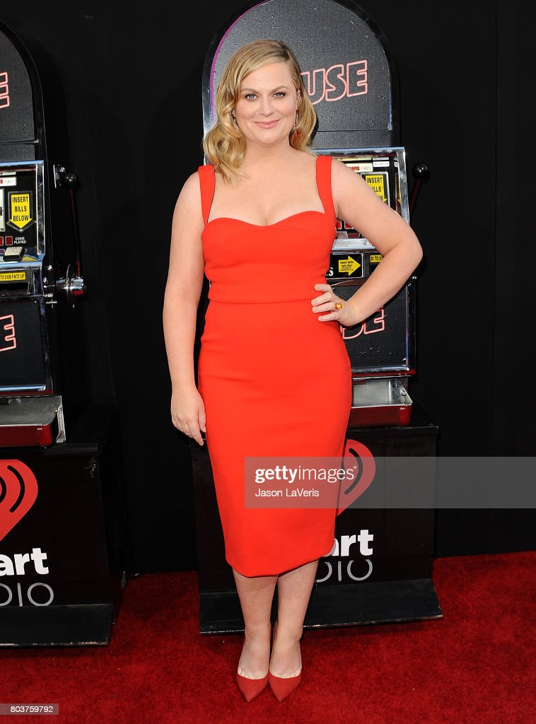 Actress Amy Poehler attends the premiere of 'The House' at TCL Chinese Theatre on June 26, 2017 in Hollywood, California.