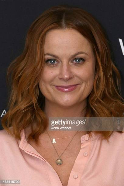 Actress Amy Poehler attends the Vulture Festival At Milk Studios on May 31 2015 in New York City