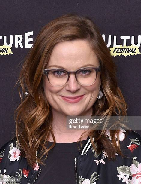 Actress Amy Poehler attends the Vulture Festival at Milk Studios on May 21 2016 in New York City