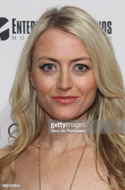 Actress Amy Rutberg attends the 'Hostiles' New York Premiere at Metrograph on December 18 2017 in New York City