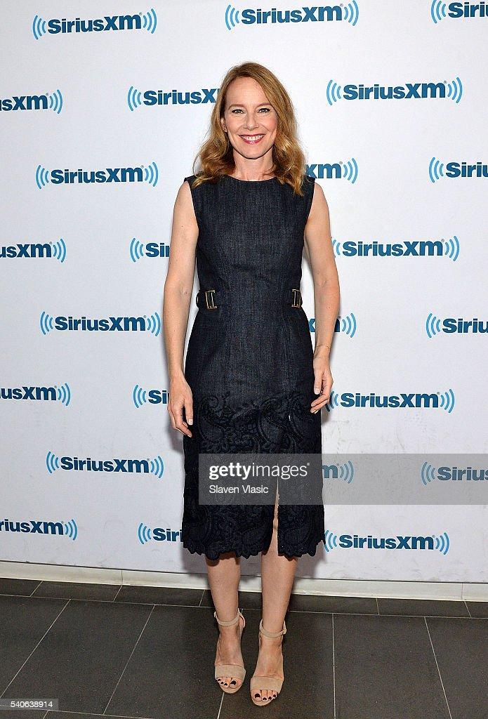 Celebrities Visit SiriusXM - June 15, 2016