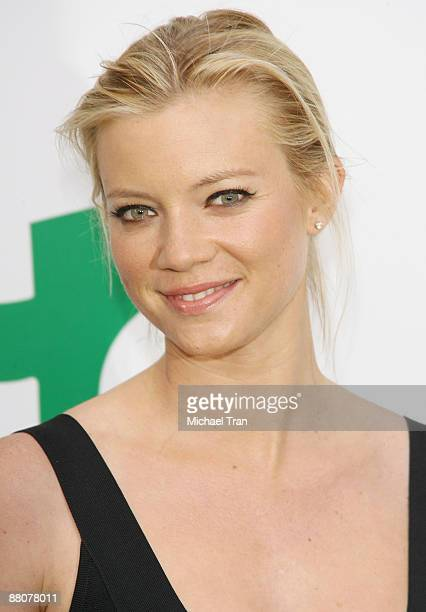 Actress Amy Smart arrives to the Global Green USA's 13th Annual Millennium Awards held at the Fairmont Miramar Hotel on May 30 2009 in Santa Monica...