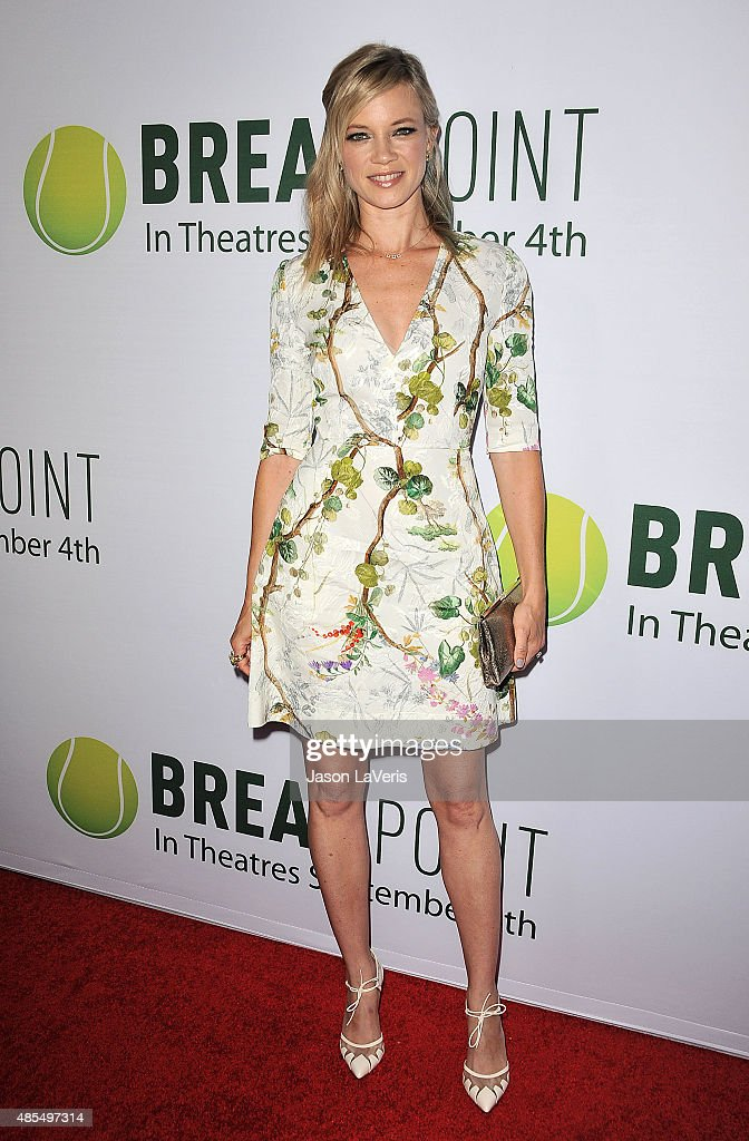 "Special Screening Of Broad Green Pictures' ""Break Point"" - Arrivals"