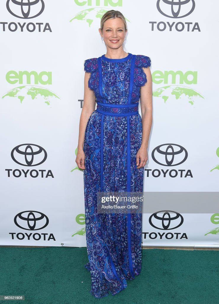 Actress Amy Smart attends the 28th Annual EMA Awards Ceremony at Montage Beverly Hills on May 22, 2018 in Beverly Hills, California.