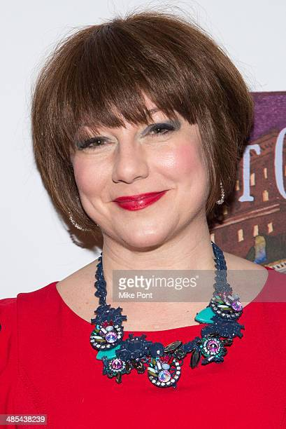 Actress Amy Warren attends the opening night party for Act One at The Plaza Hotel on April 17 2014 in New York City