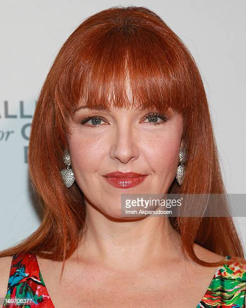 Actress Amy Yasbeck attends The Alliance For Children's Rights 4th Annual Right To Laugh An Evening Of Comedy at Avalon on May 30 2013 in Hollywood...