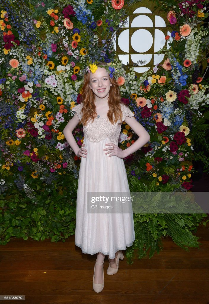 Actress Amybeth Mcnulty Attends The Cbc World Premiere Vip