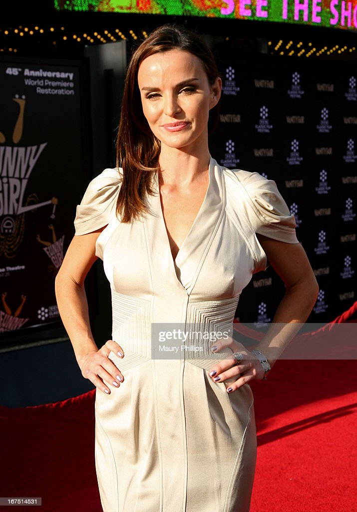 Actress Ana Alexander attends the 'Funny Girl' screening during the 2013 TCM Classic Film Festival Opening Night at TCL Chinese Theatre on April 25, 2013 in Los Angeles, California. 23632_010_MP_0275.JPG
