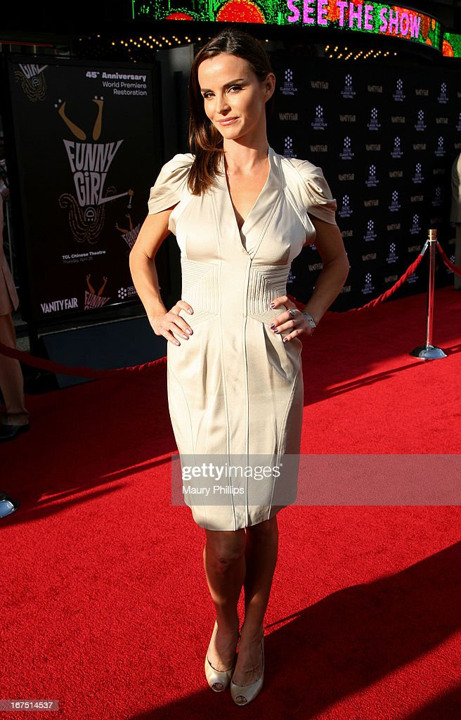 Actress Ana Alexander attends the 'Funny Girl' screening during the 2013 TCM Classic Film Festival Opening Night at TCL Chinese Theatre on April 25, 2013 in Los Angeles, California. 23632_010_MP_0272.JPG