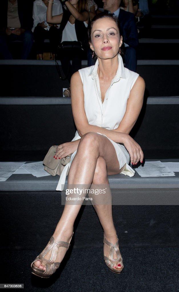 Celebrities - Day 1- Mercedes-Benz Fashion Week Madrid Spring/Summer 2018