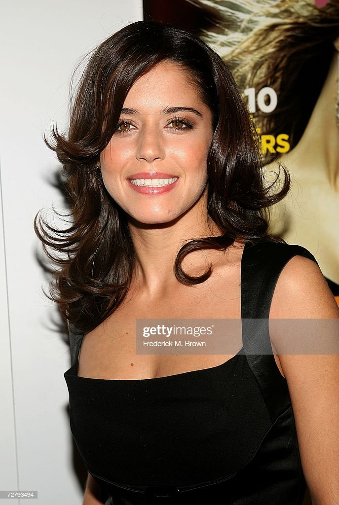 Actress Ana Claudia Talancon arrives at the Hollywood Life magazine's 6th Annual Breakthrough Awards held at Henry Fonda Music Box Theatre on December 10, 2006 in Hollywood, California.