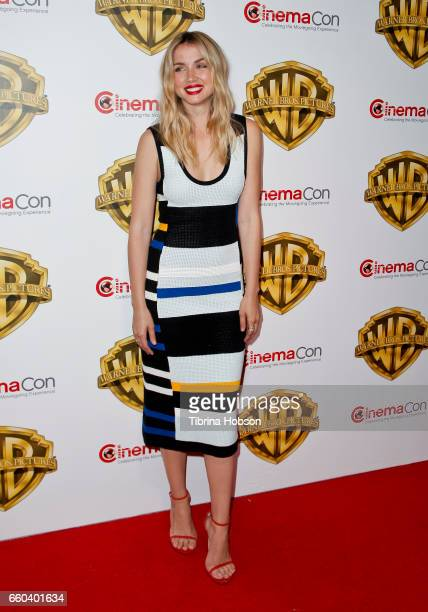 Actress Ana De Armas attends Warner Bros Pictures 'The Big Picture' an exclusive presentation of our upcoming slate at The Colosseum at Caesars...