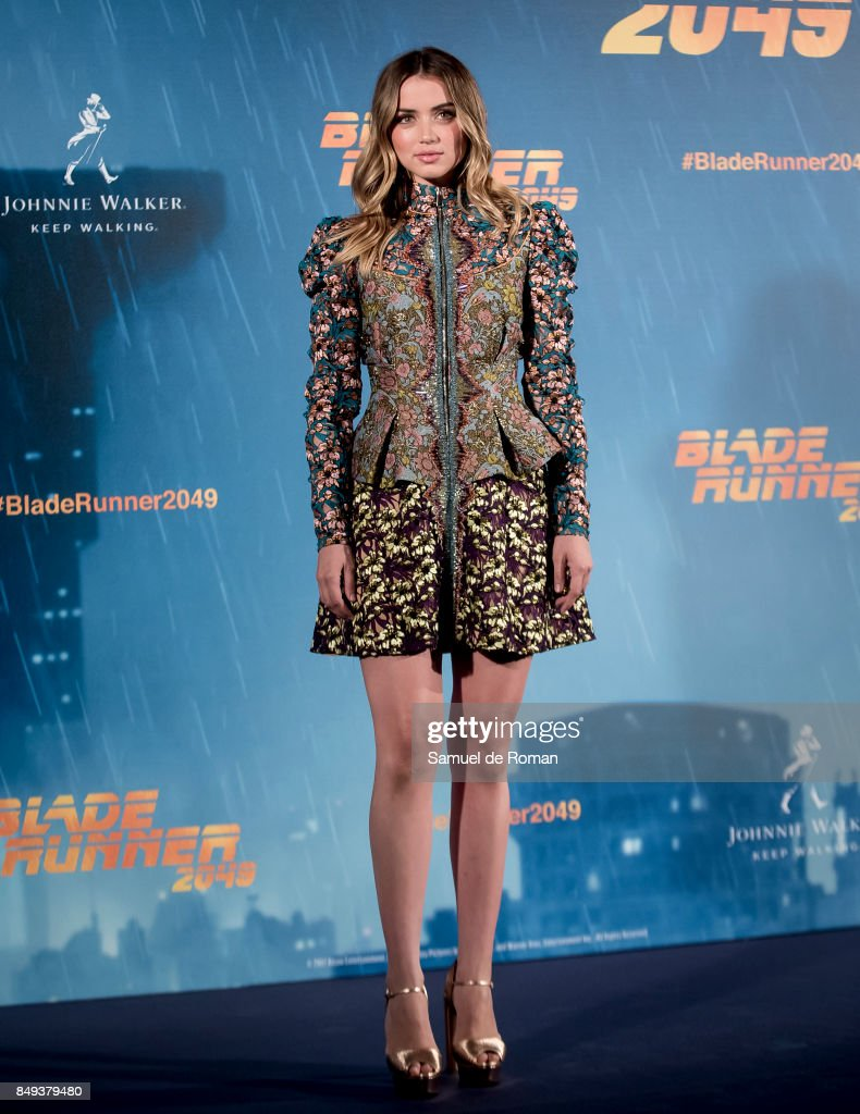 'Blade Runner 2049' Madrid Photocall : News Photo
